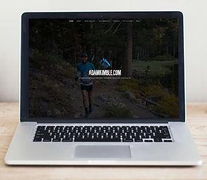 Adam Kimble Laptop