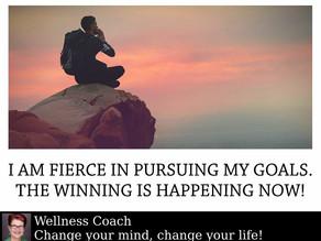 Goals, Possibilities & Positivity!