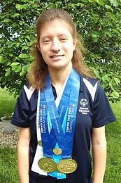 Rikki Kirsch Wins Gold!