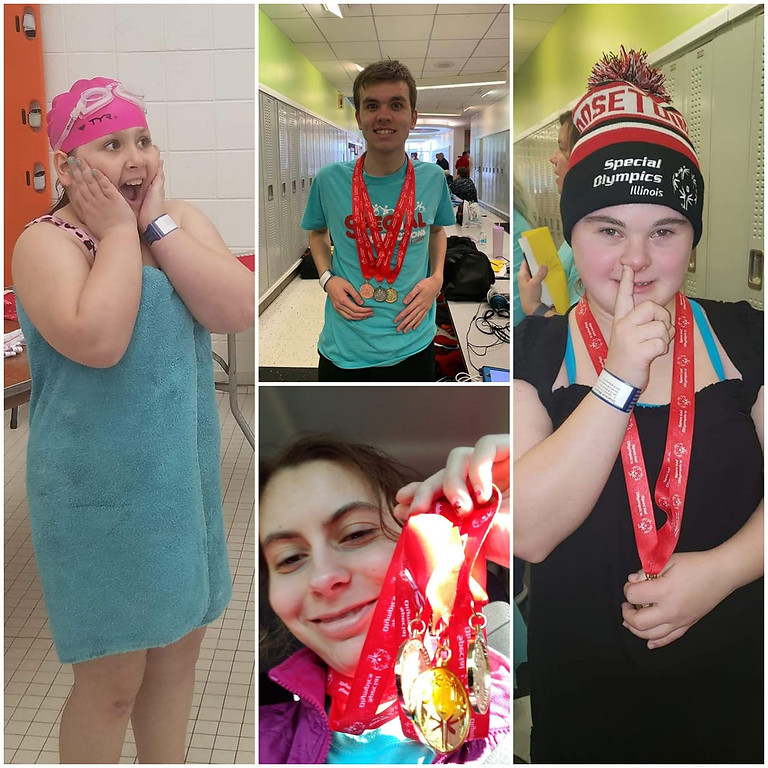 Special Olympics Swim Team Registration