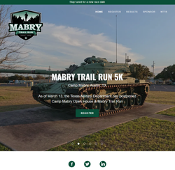 Mabry Trail Run