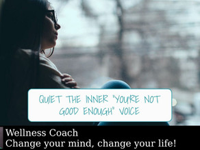 """Quiet the Inner """"You're Not Good Enough"""" Voice"""