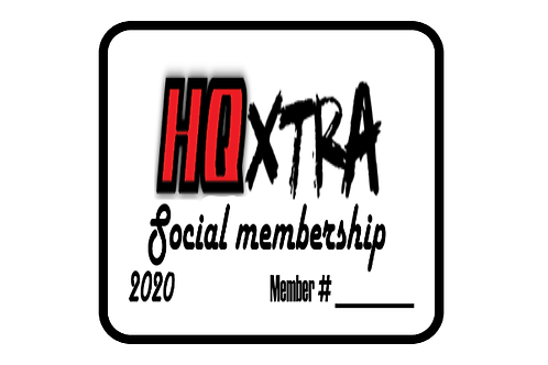 HQ Xtra social membership