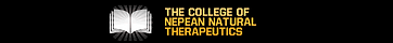 The College Of Nepean Natural Therapeutics