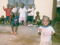 May 20th, 2011 - Report from Uganda