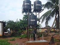 Update Nigeria Water Project