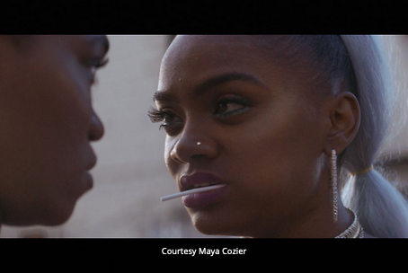 Q&A with Maya Cozier