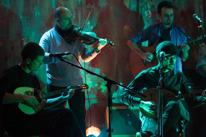 Greek band