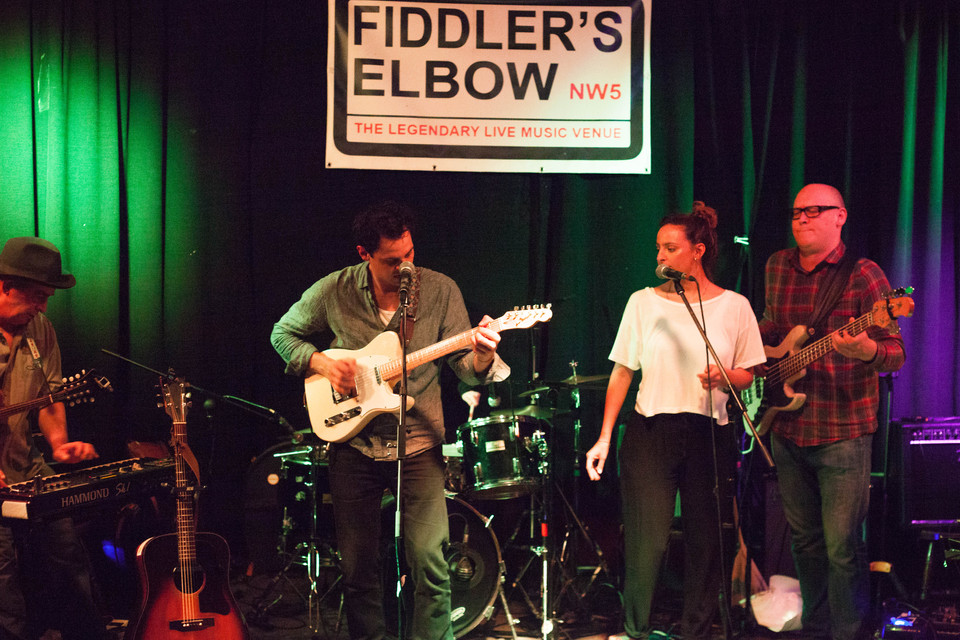 Pepe Belmonte at The Fiddler's Elbow Kentish Town