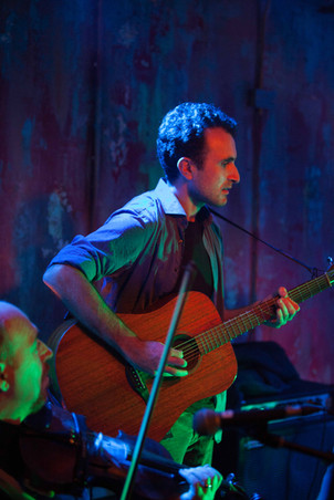 Pavlos greek guitar player