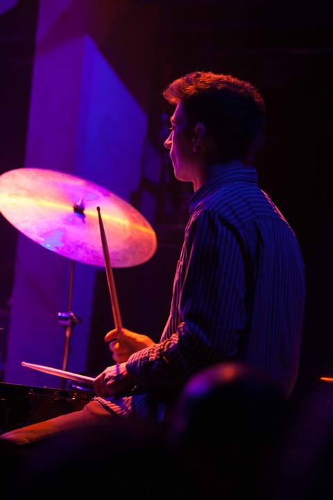 drummer at Jazz cafe London