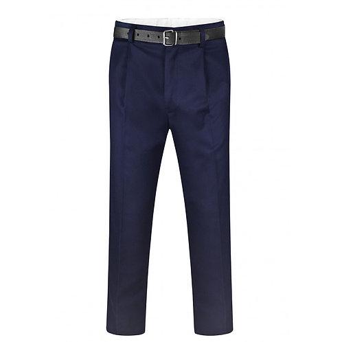 Senior Yellow Label Trousers (Regular Fit) - Navy