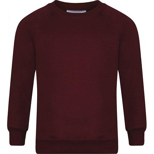 RIDGEWELL R/Neck Sweatshirt - Includes Logo