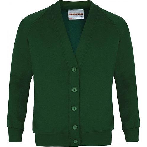ST GILES Sweatshirt Cardigans - Includes Logo