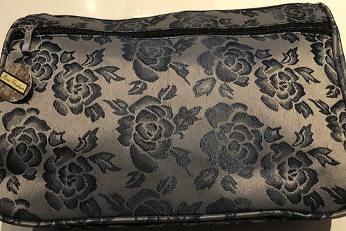 ROYAL ROSE COUTURE COSMETIC BAG (LARGE)