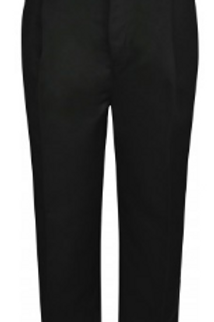 Boys Trousers - Red Label Sturdy Fit - Black