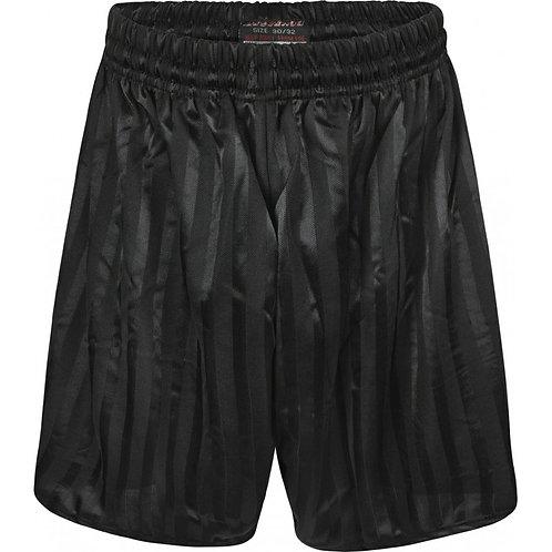 Shadow Stripe P.E Shorts - Black