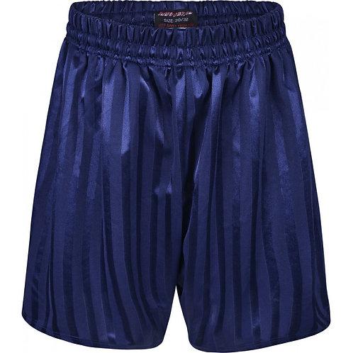 Shadow Stripe P.E Shorts - Navy