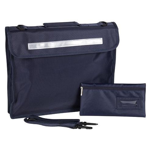 ST MARGARET'S Premium Book Bags - Includes Logo