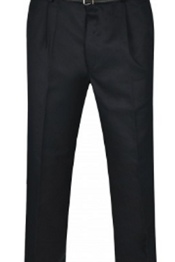 Boys Trousers - Green Label - Extra Sturdy Fit - Black