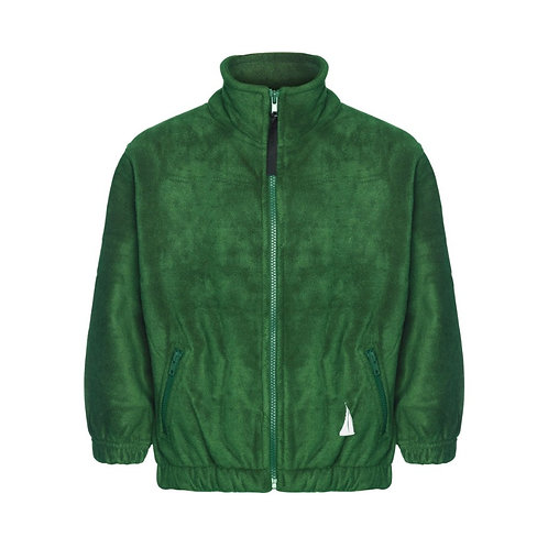 ST GILES Fleece Jackets - Includes Logo