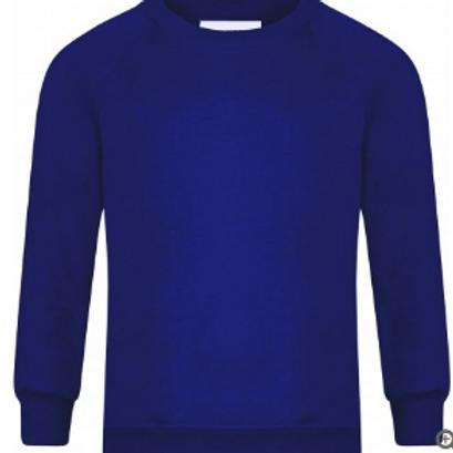 Clearance PE - Crew Neck Sweatshirt with Hedingham embroidery logo.