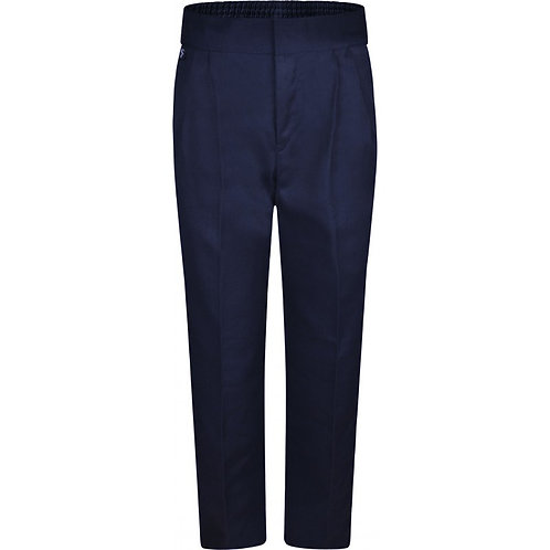 Boys Blue Label Trousers (Standard Fit)