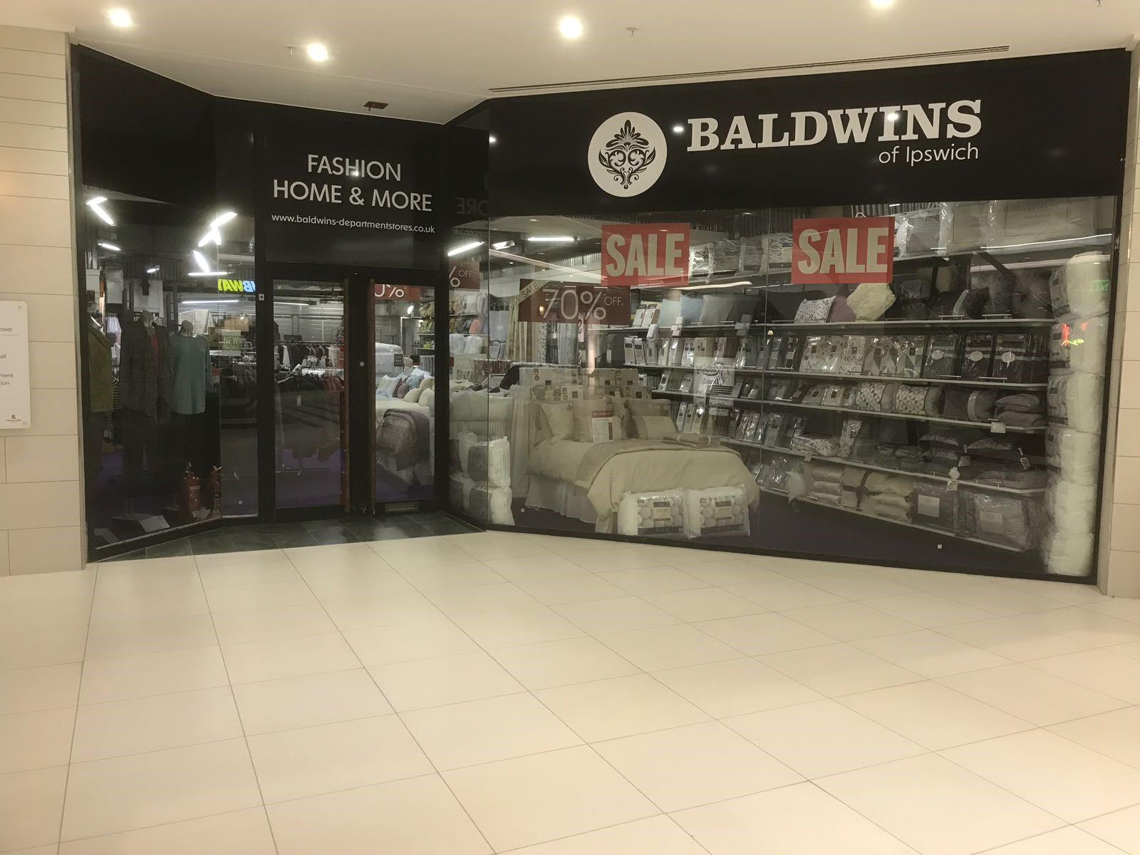 Baldwins of ipswich store