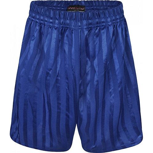 Shadow Stripe P.E Shorts - Royal Blue