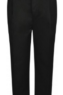 Boys Trousers - Blue Label Standard/Regular Fit - Black