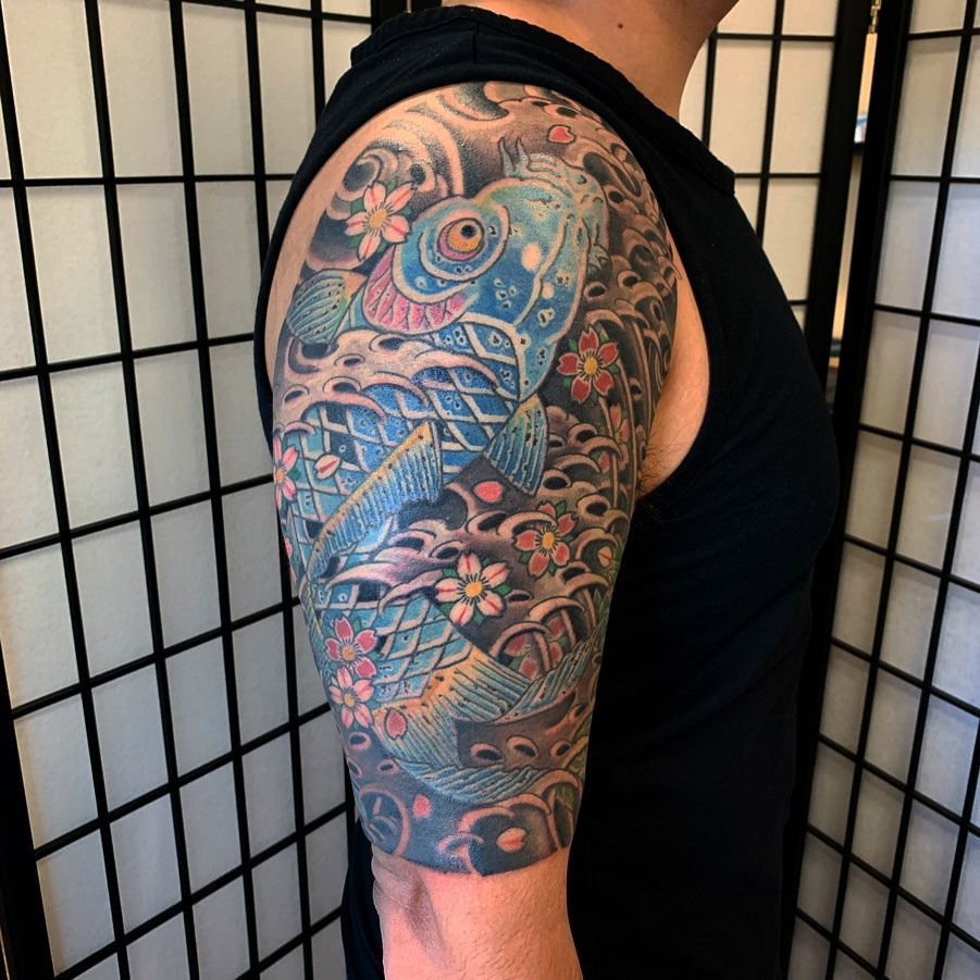 Koi to sakura