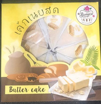 Chiffon Butter Cake by Nongpongnok (8 Pcs.)