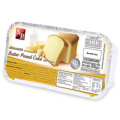 S&P Butter Pound Cake