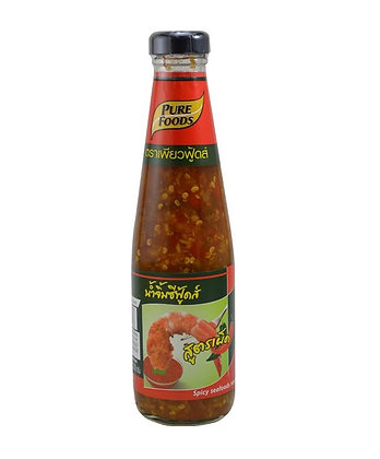 Purefoods Spicy Seafood Dipping Sauce 330ml.