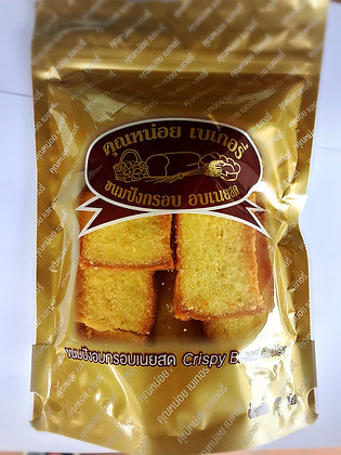 Butter Crispy Bread Khun Noi Brand 175g.