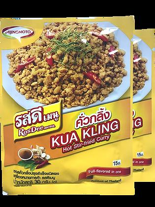 ROS DEE Menu Kua-Kling Powder Size 30g. Pack 2