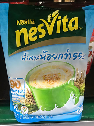 NESVITA - Low Sugar 55% 350g. (25g. x 14Pcs.)