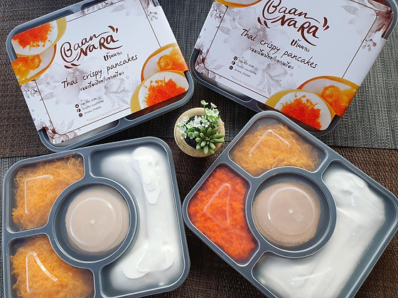 Baan Nara - Thai Crispy Pancakes