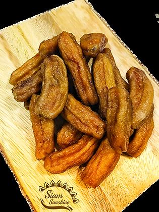 Sun Dried Banana with Honey 500g.