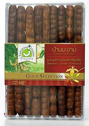 Dried Tamarind 450g.