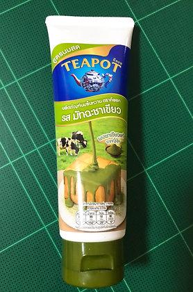 TEA POT Matcha Green Tea Flavoured 180g.