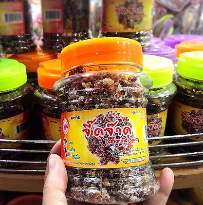 Seedless Tamarind  Spicy ( Jeed Jard )