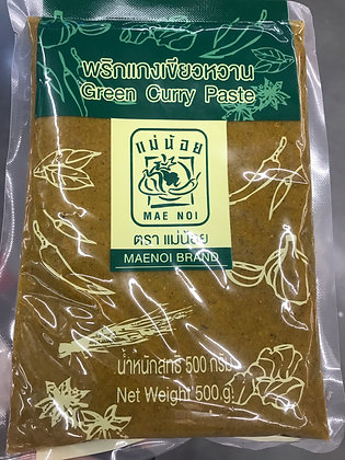 Green Curry Paste 500g.