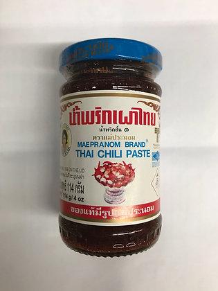 Thai Chili Paste 114g.