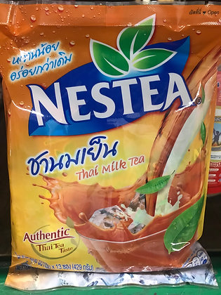 NESTEA Thai Milk Tea 429g. (33g. x 13 Pcs.)