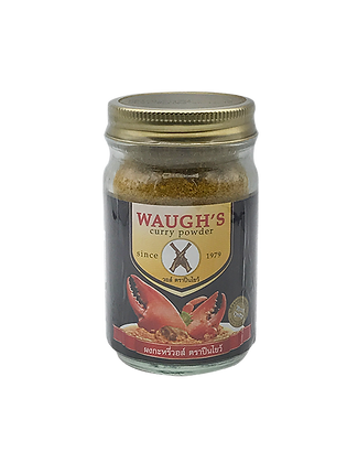 WAUGH'S Curry Powder 100g.