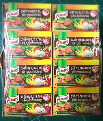 Cube Knorr Suki-Shabu Soup 20g. x 24