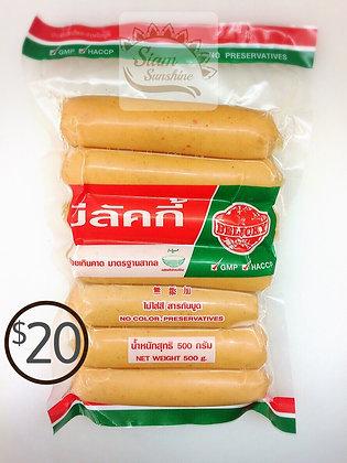 Beluckcy Chilli Sausage 500g.