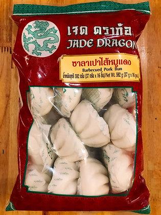 JADE DRAGON Pao Moo Dang (Pack 16 Pcs.)