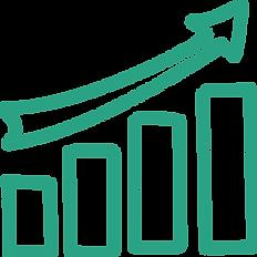 graph-chart-sales-increase-frameworks-fo